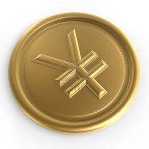 936802-moneta-dorata-del-circuito-integrato-di-simbolo-di-yen-su-priorita-bassa-bianca