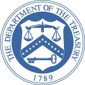 Treasury-seal